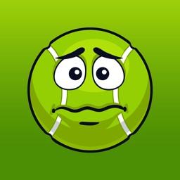 TennisMoji - tennis emoji & stickers