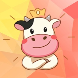 Little Cow! Stickers