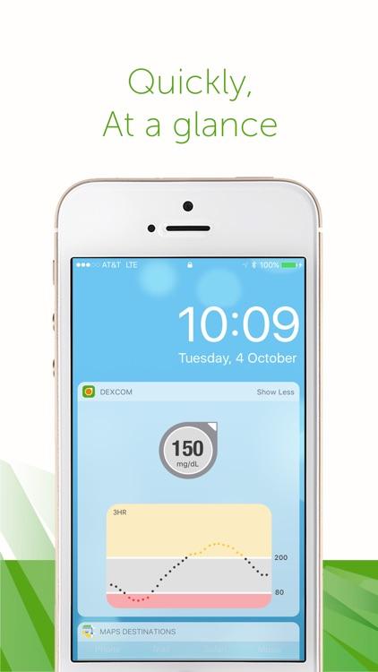 Dexcom G5 Mobile screenshot-3
