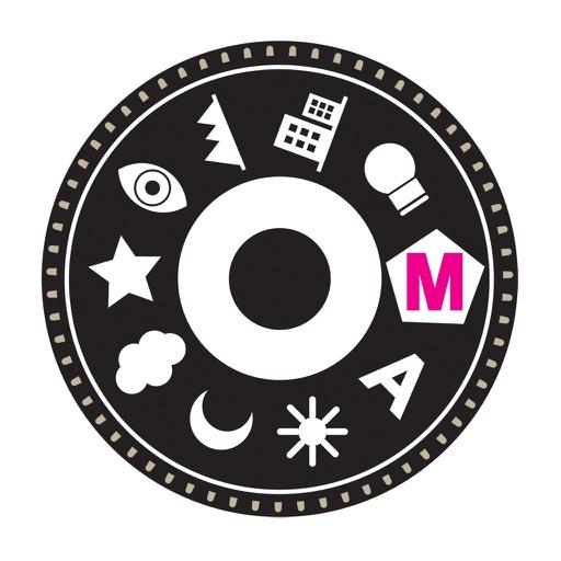 M-Camera - Manual Control Camera