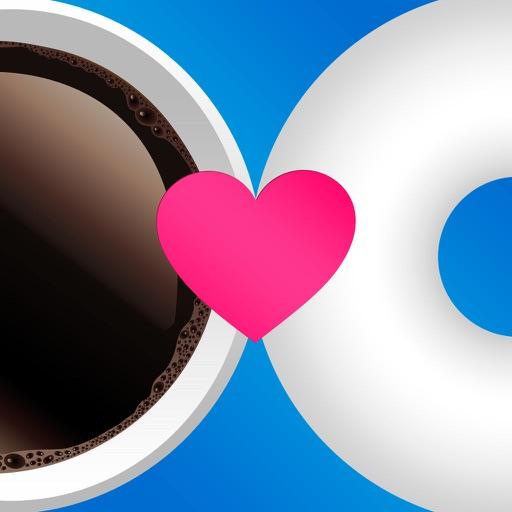 Coffee Meets Bagel Dating App app logo