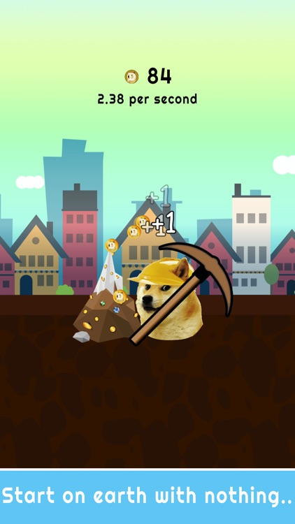 Doge Miner - Doge Coin Clicker screenshot-0