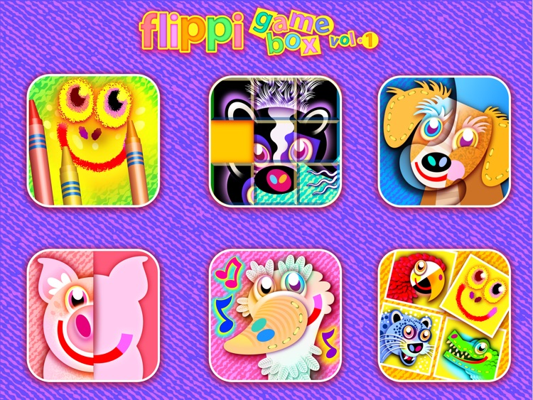 flippi game box vol. 1 screenshot-3