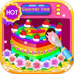 Cake Maker Salon - Gourmet Time