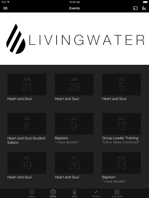 Go Living Water screenshot 5