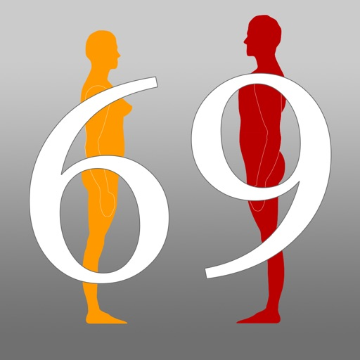 69 Positions Lite - Sex Positions of Kamasutra