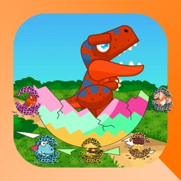 Dino egg crush