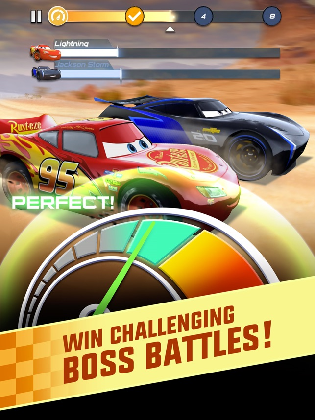 Cars: Lightning League On The App Store
