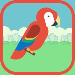 Jumpy Bird - Help the Macau reach the top