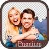 Hintergrund Radiergummi - schneiden Paste Foto Pro