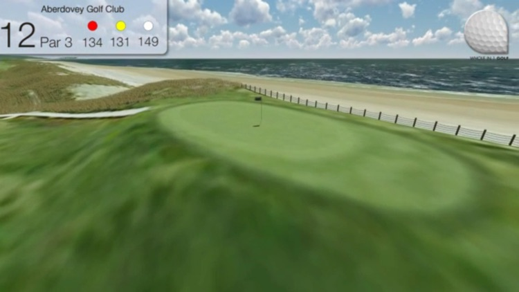 Aberdovey Golf Club screenshot-4