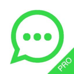 Messenger for WhatsApp PRO