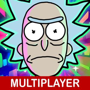 Rick and Morty: Pocket Mortys app