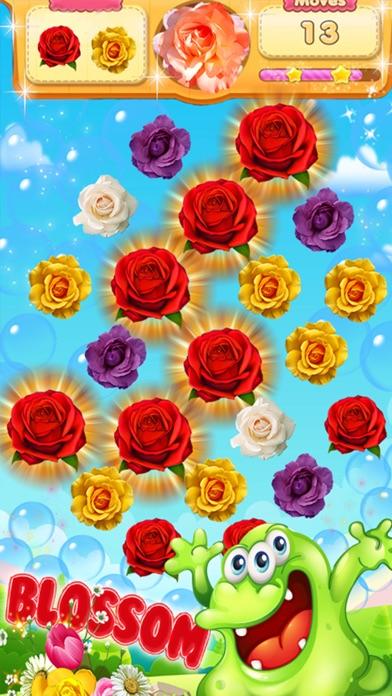 Blossom Crush Paradise screenshot two