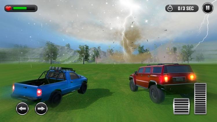 Tornado survival Island