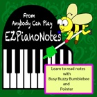 EZ Piano Notes icon
