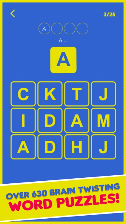 Word Bridge Search Puzzles screenshot-1
