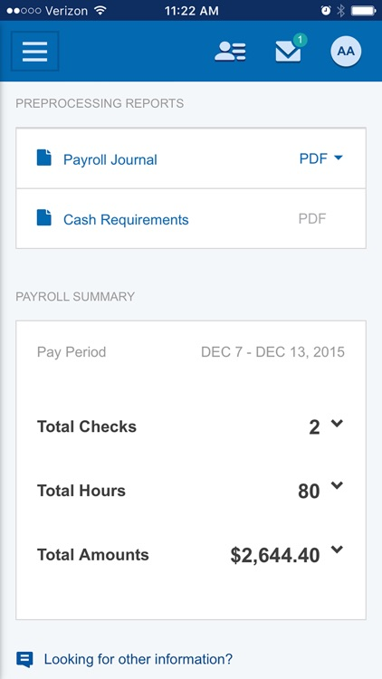 Paychex Flex screenshot-4