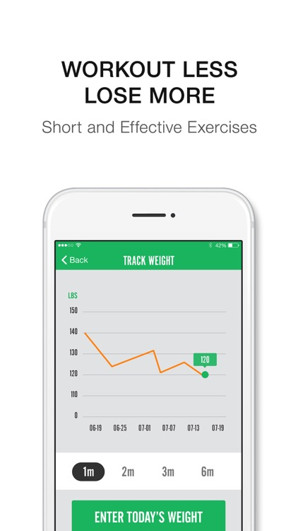 7 Minute Workout - Lose Weight and Exercise App screenshot-3