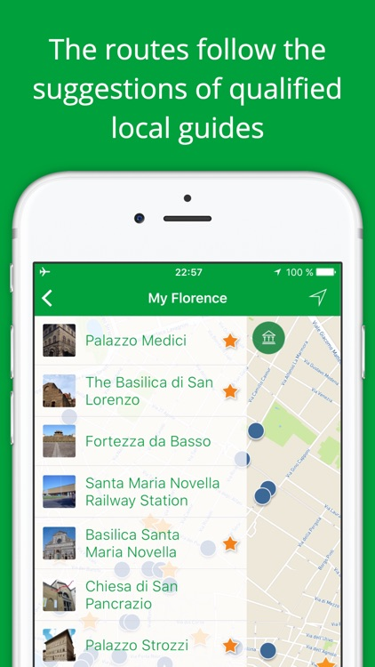 My Rome - Travel Guide with audio guide and map screenshot-4