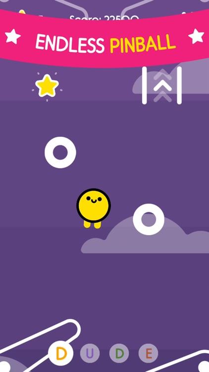 Dude Ball - Endless Pinball Arcade screenshot-0