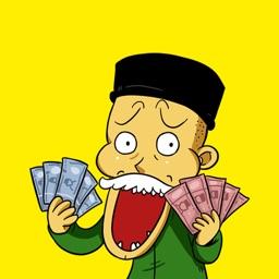 Komik Lieur: Aki Bagja Idul Fitri