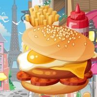 Codes for Paris Chef Restaurant : Food Court Burger Hack