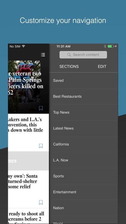 LA Times: Your California News screenshot-3