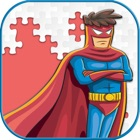 Super Hero Jigsaw Puzzle icon