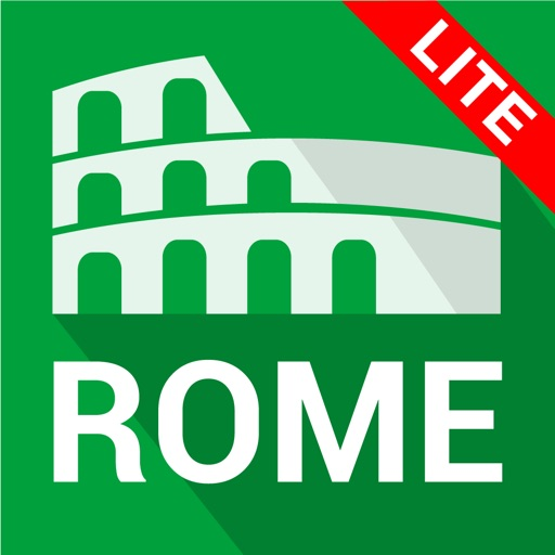My Rome - Tourist audio-guide & offline map. Italy