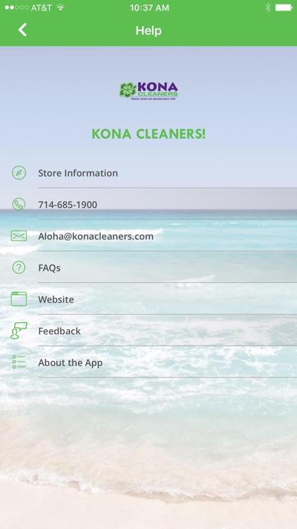 Kona Cleaners screenshot-3