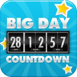 "Big Days of Our Lives! "" Event Countdown Timer """