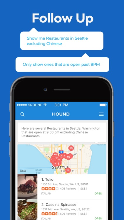 HOUND Voice Search & Assistant screenshot-4