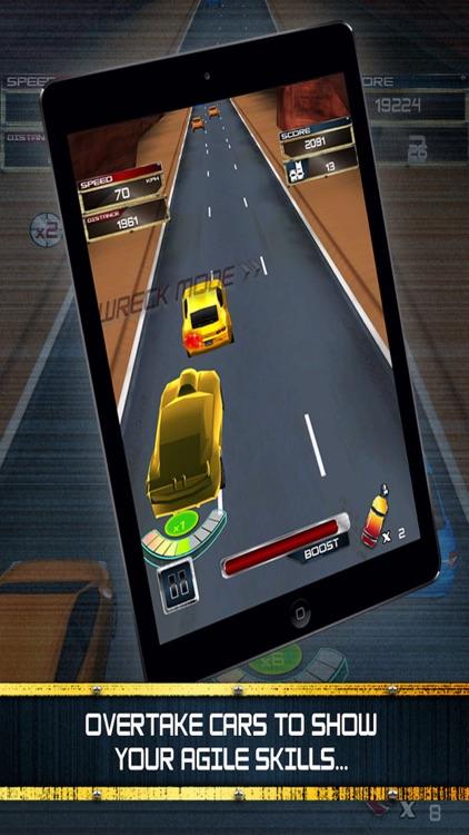 Real Highway Car Racing screenshot-3