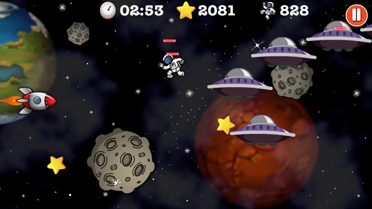 Spaceship Joyride! screenshot-3