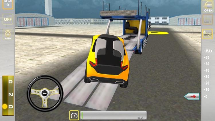 Car Transport Truck Driver screenshot-3