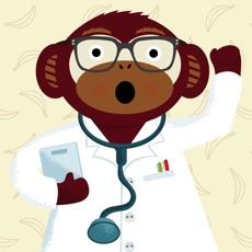Activities of Five Little Monkeys for iPad