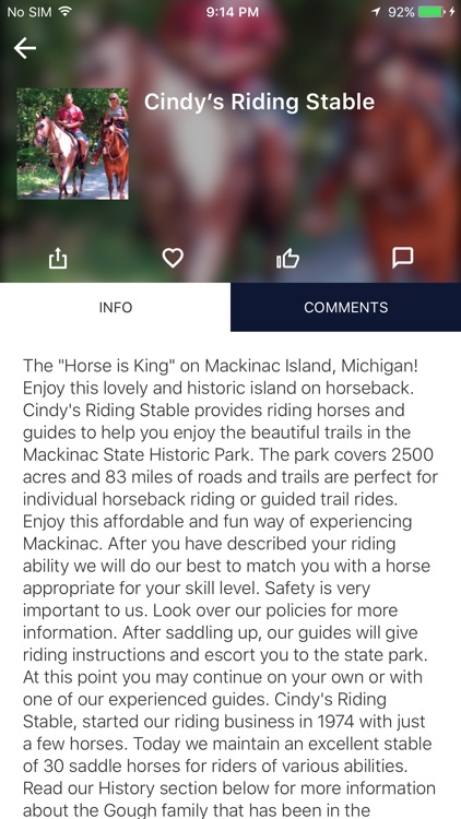 The Mackinac Traveler screenshot-3