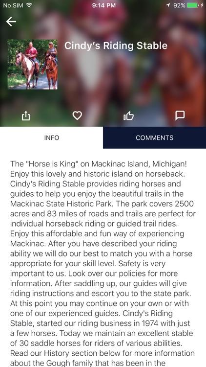 The Mackinac Traveler screenshot-3