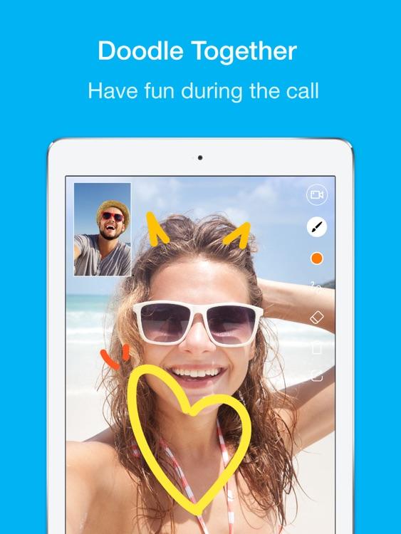 JusTalk: simple video calling