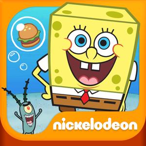 SpongeBob Moves In app