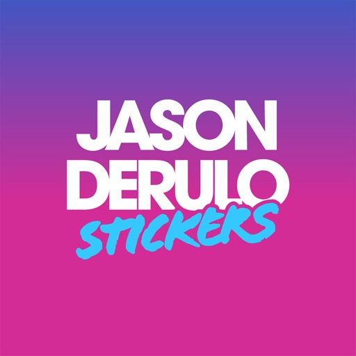 Jason Derulo Sticker Pack