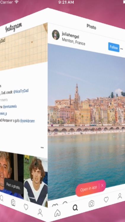 Get Tags: Hashtags Browser for Instagram screenshot-0
