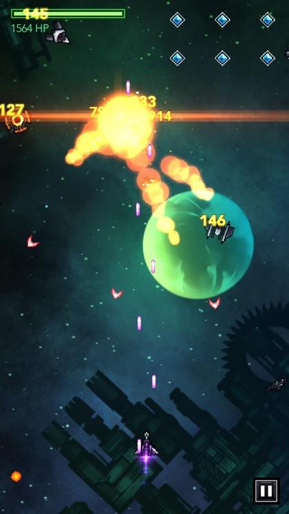 Gemini Strike: Space Shooter screenshot-3