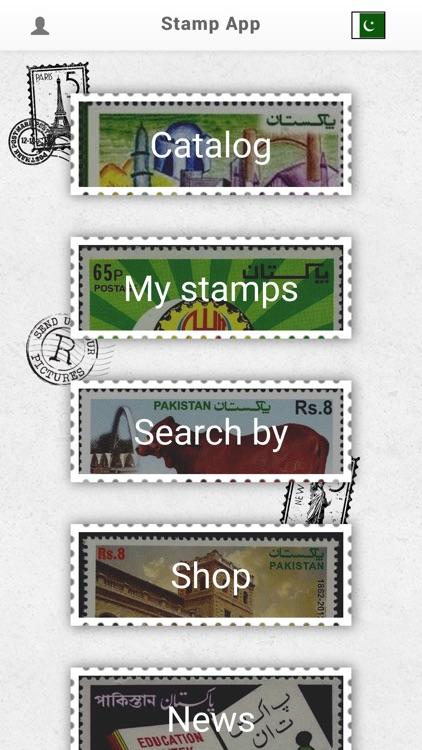 Stamps Pakistan, Philately