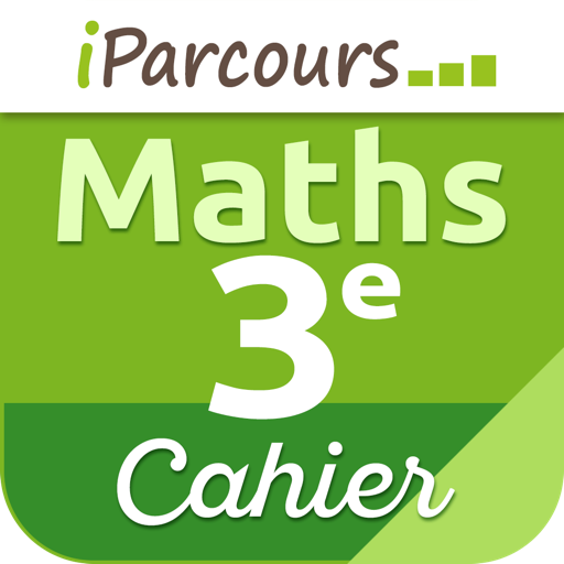 Cahier iParcours Maths 3e - version Enseignant