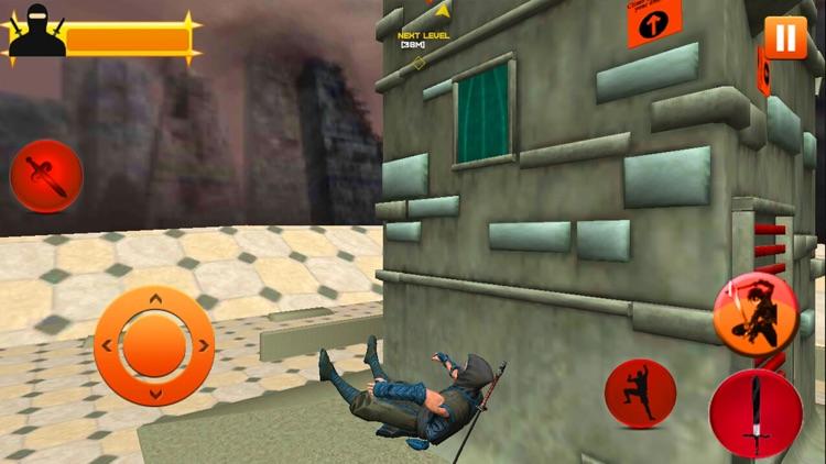 Super Hero-The Ninja Warrior screenshot-3