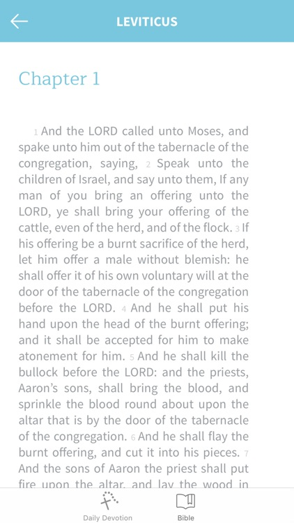 Bible - The Holy Bible App and Sprinkle of Jesus screenshot-4