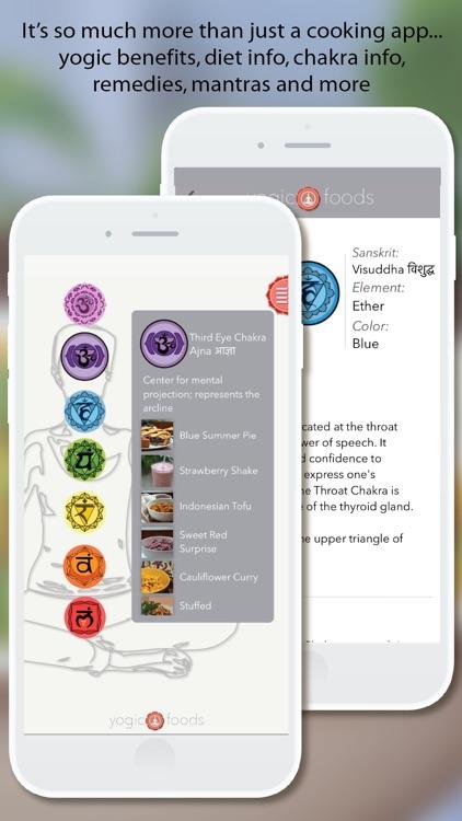 Yogicfoods -  Global vegan, vegetarian recipes