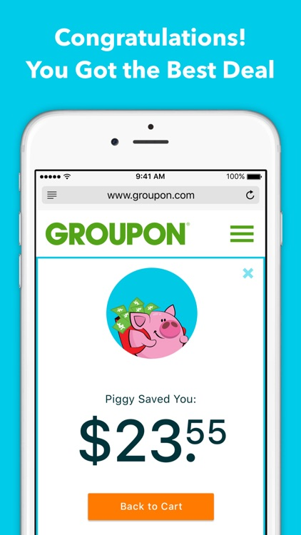 Piggy - Coupons & Cash Back screenshot-3